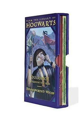 <i>Le Quidditch à travers les âges</i> et <i>les Animaux Fantastiques</i> : fiche technique