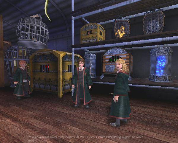 Le cinquième jeu: Harry Potter et le Prisonnier d'Azkaban