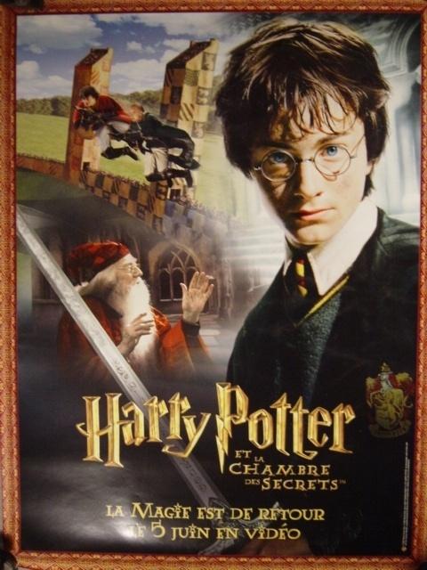 Les images des affiches de promotion du dvd (II)