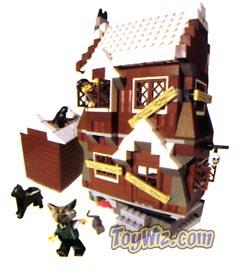 La cabane hurlante