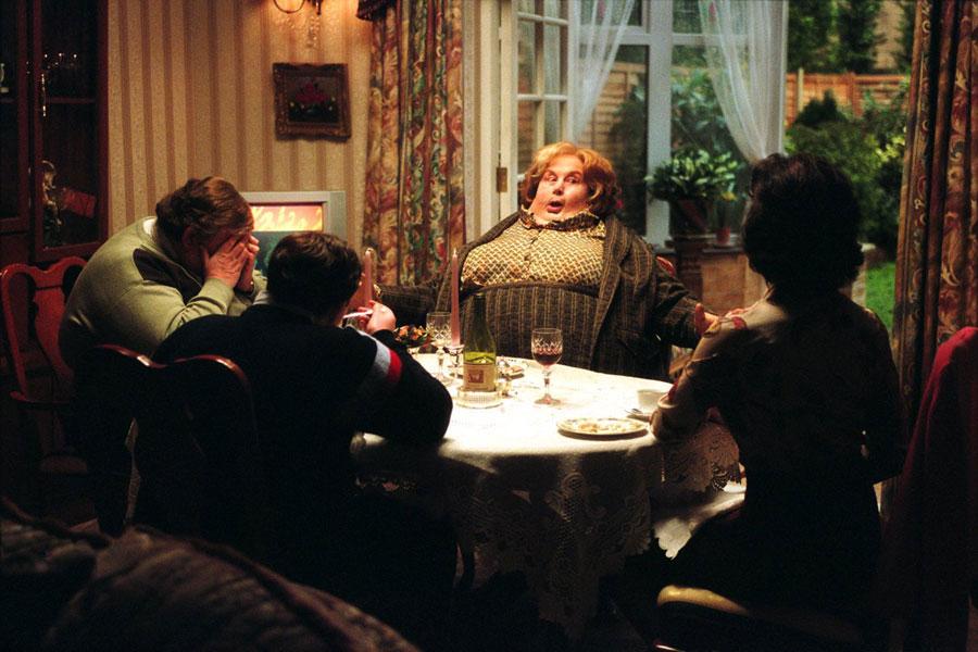 les Dursley et la tante Marge