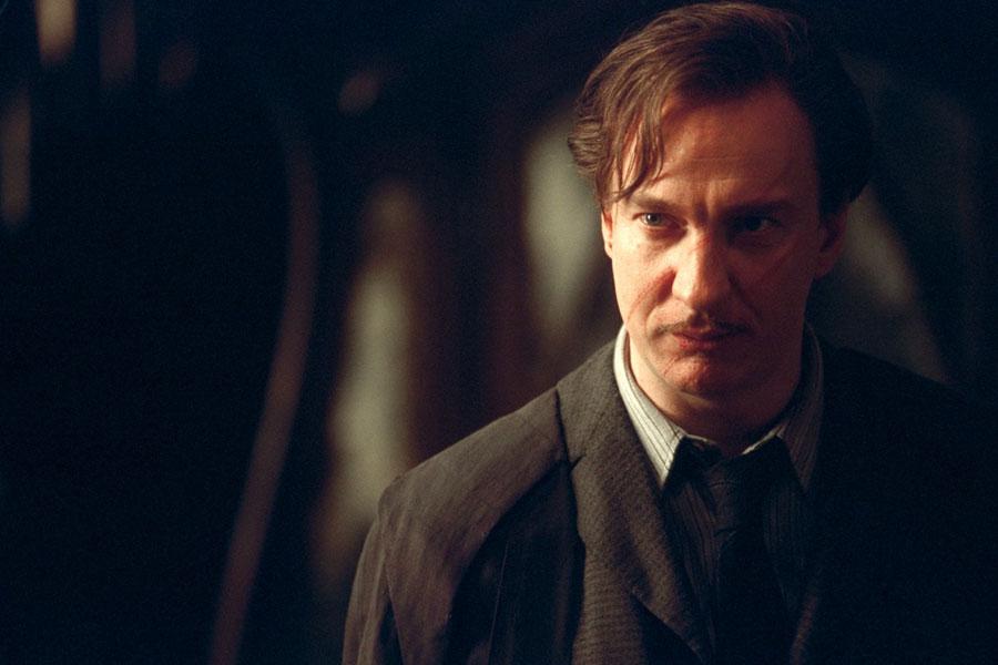 Professeur Remus Lupin
