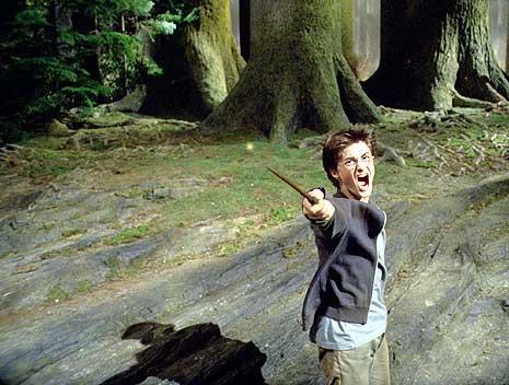 Harry contre les détraqueurs