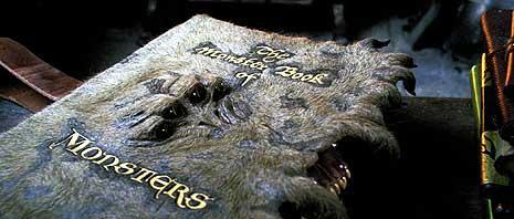 Le Monstrueux Livre des Monstres - Harry Potter et le prisionnier d'Azkaban