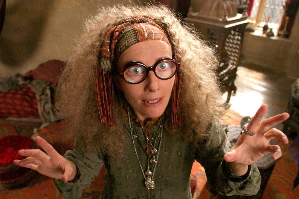 TEST –  Qu'est-ce que Sybille Trelawney peut dire de ton avenir ?