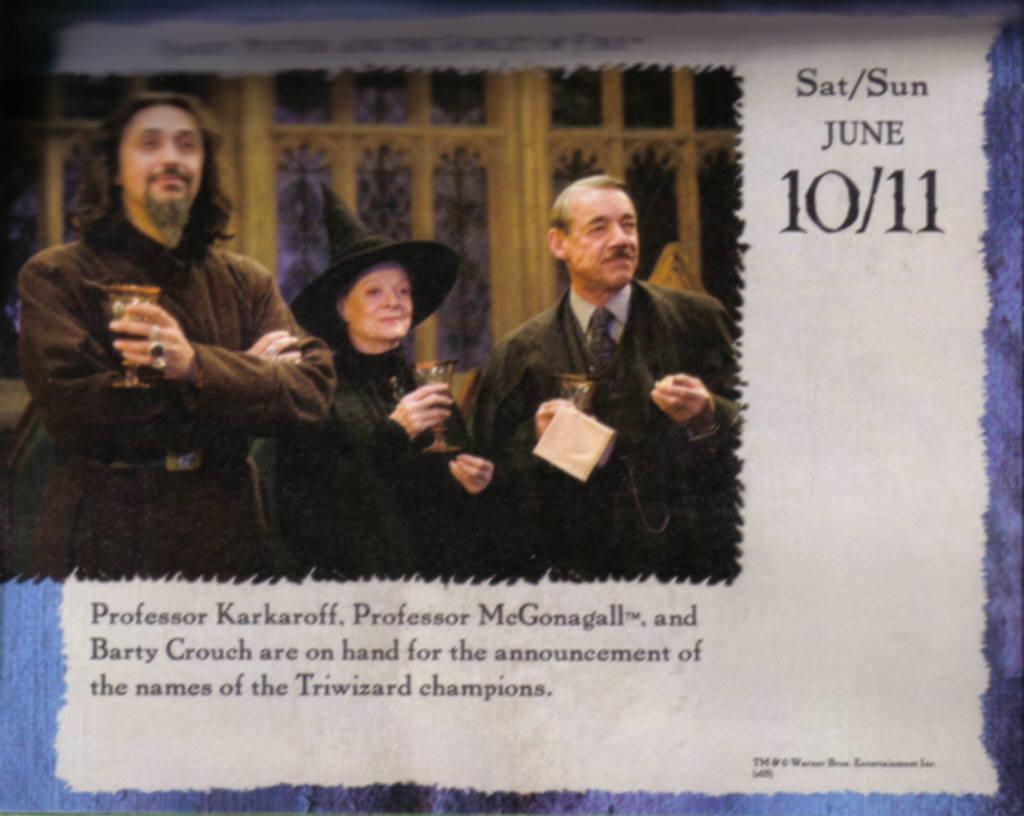 Karkaroff, McGonagall et Croupton père