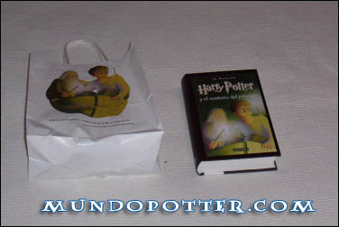 Harry Potter y el Misterio del Príncipe, la sortie espagnole.