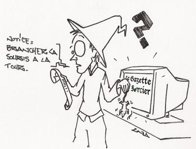 Pourquoi lire la Gazette pour s'informer sur Harry Potter ?