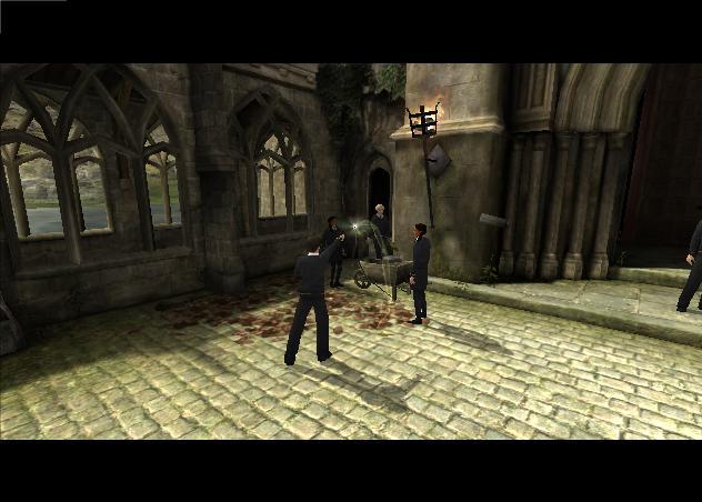 Deux nouvelles images du prochain jeu vidéo HP 5