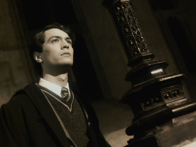Christian Coulson/Tom Jedusor jeune (HP2)