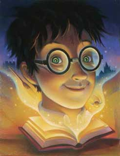 Harry Potter Mary GrandPre