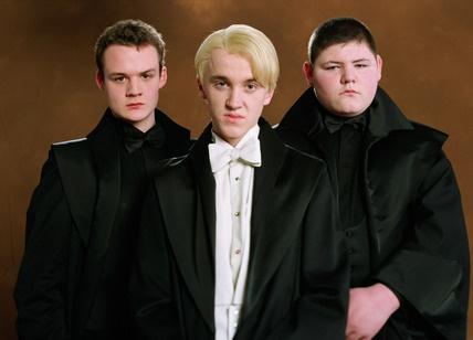 Crabbe, Malefoy et Goyle