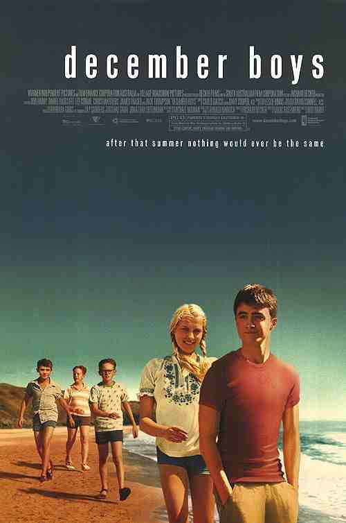 Critique de <i>December Boys</i>, le nouveau film de Daniel Radcliffe