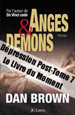 Anges et démons de Dan Brown