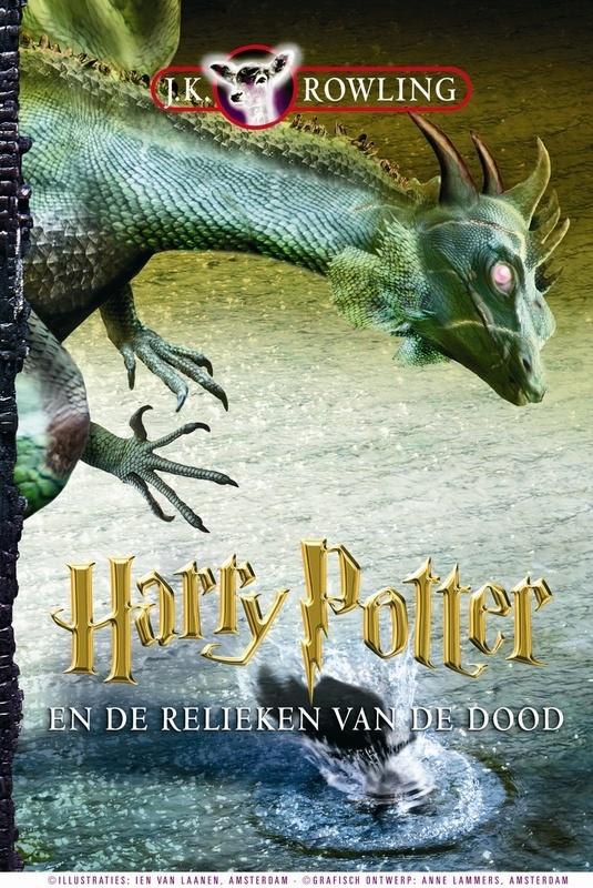 Tome 7 : couverture néerlandaise