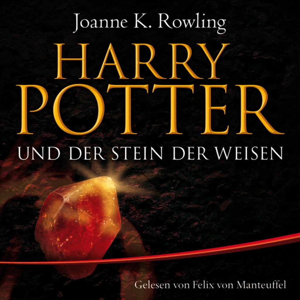 Harry Potter und der Stein der Weisen - Audiolivre allemand HP1