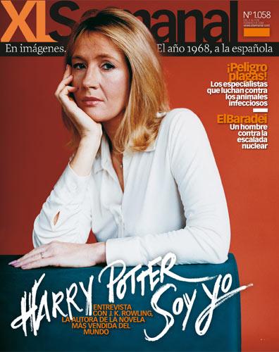 J.K. Rowling parle de Cornelius Fudge