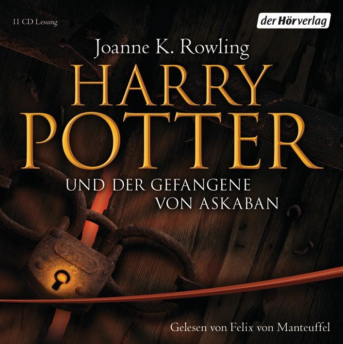 Harry Potter und der Gefangene von Askaban - Audiolivre allemand HP3