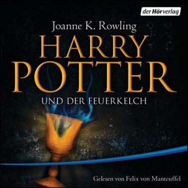 Harry Potter und der Feuerkelch - Audiolivre allemand HP4
