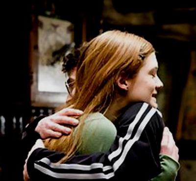 Nouvelle image de Harry et Ginny