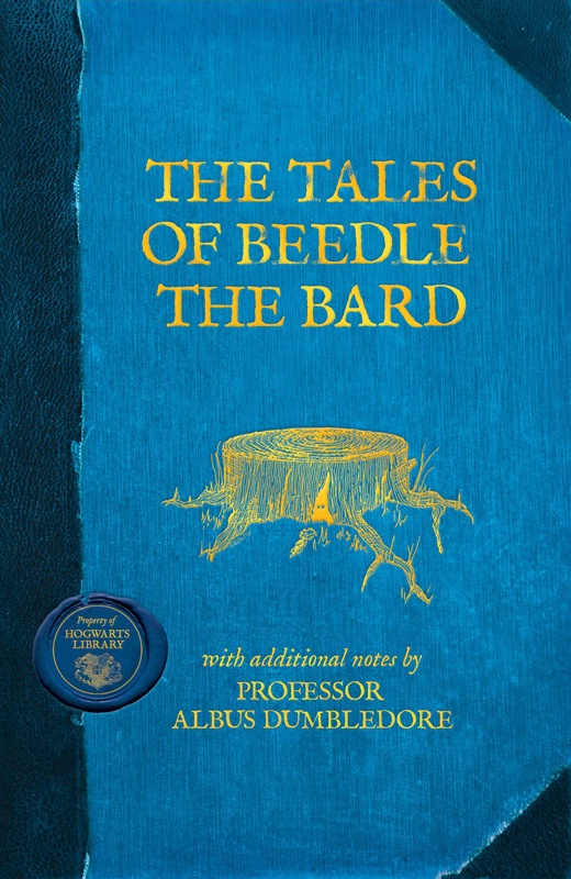 Les Contes de Beedle le Barde - Couverture