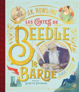 Les Contes de Beedle le Barde - Couverture France Zwerger