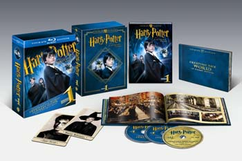 """L'édition """"ultime"""" des DVD Harry Potter sortira le 18 novembre [MàJ]"""