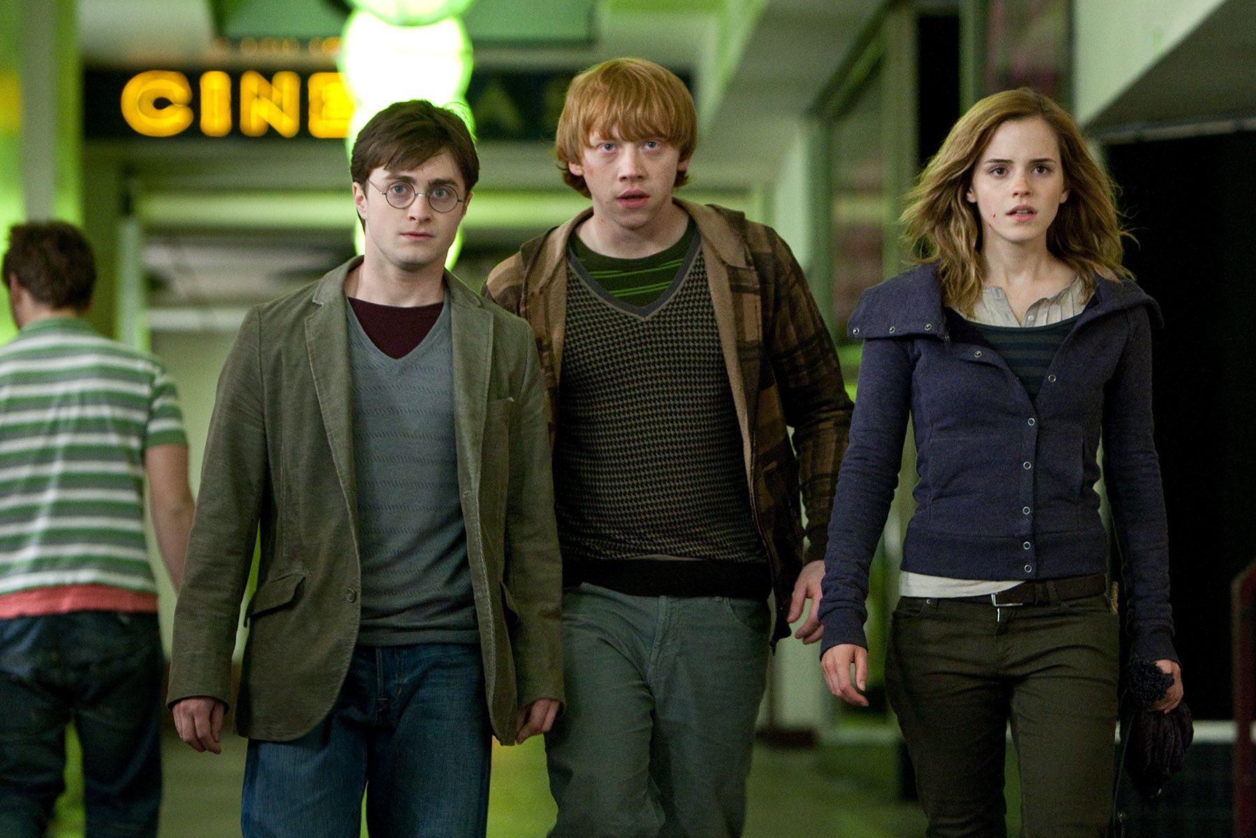 Harry Potter et les Reliques de la Mort : première vidéo ! (VOST)