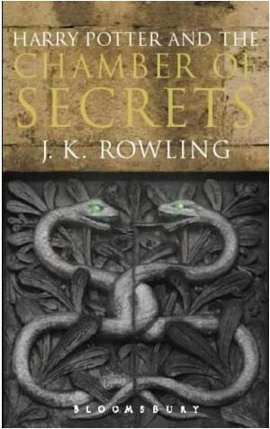 Royaume-Uni : Harry Potter and the Chamber of Secrets (version adulte)