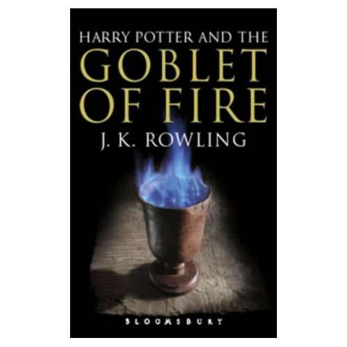 Royaume-Uni : Harry Potter and the Goblet of Fire (version pour adultes)