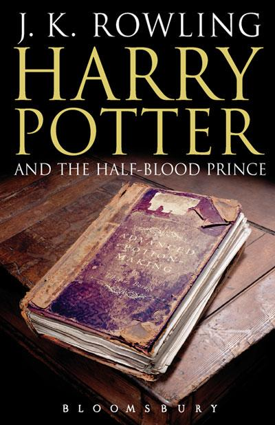 Royaume-Uni : Harry Potter and the Half-Blood Prince (version pour adultes)