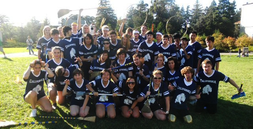 The Quidditch League at Berkeley