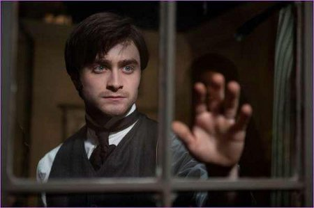 Daniel Radcliffe dans La Dame en Noir