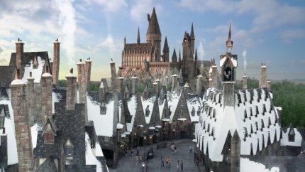 Un troisième parc Harry Potter verra le jour en 2014 !
