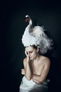 Helena Bonham-Carter dans Interview Magazine