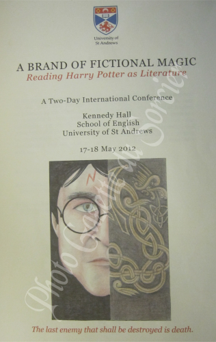 Conférence internationale sur Harry Potter à l'Université de St Andrews