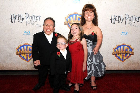 Interview de Warwick Davis à Orlando… un an plus tard.