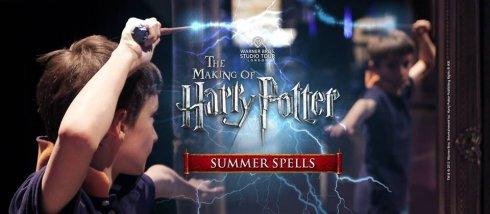 Été magique au Warner Bros Studio Tour London !