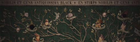 La Noble et très Ancienne Maison des Black © Warner Bros