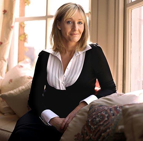 J.K. Rowling snobée par un critique