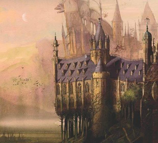 Rencontre avec Jim Kay, le nouvel illustrateur d'Harry Potter