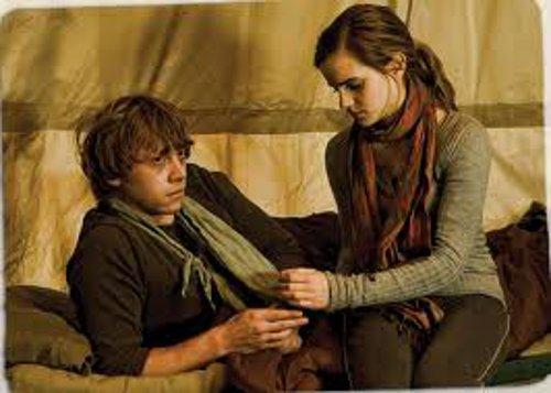 JK Rowling regrette le couple Ron-Hermione