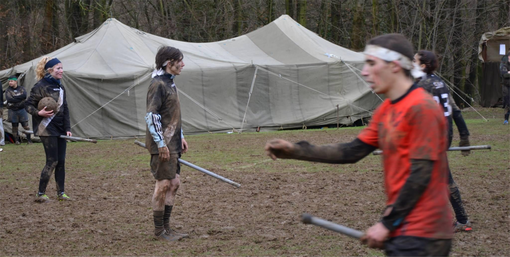 Championnat Européen de Quidditch ; bilan du week-end.