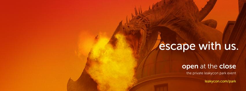 LeakyCon 2014 : évènement à Universal Orlando