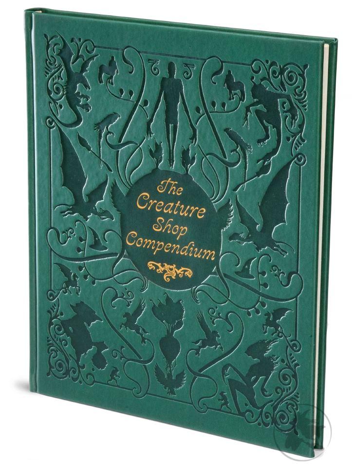 Exclusif : Livres sur les créatures d'Harry Potter (films) à paraître ! MàJ