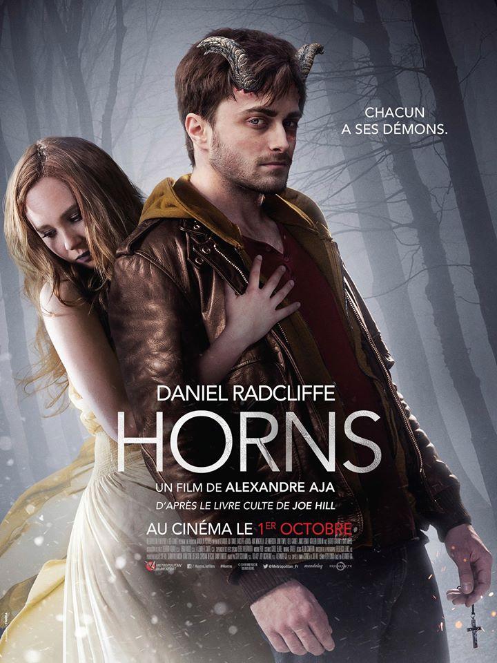Horns, entre le thriller et l'horreur