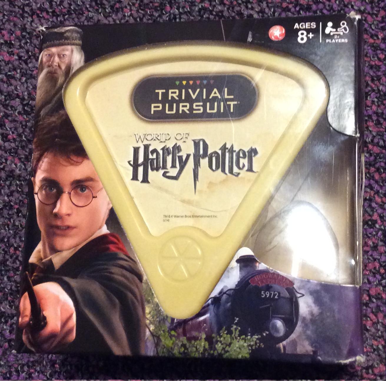 Test : le Trivial Pursuit Harry Potter