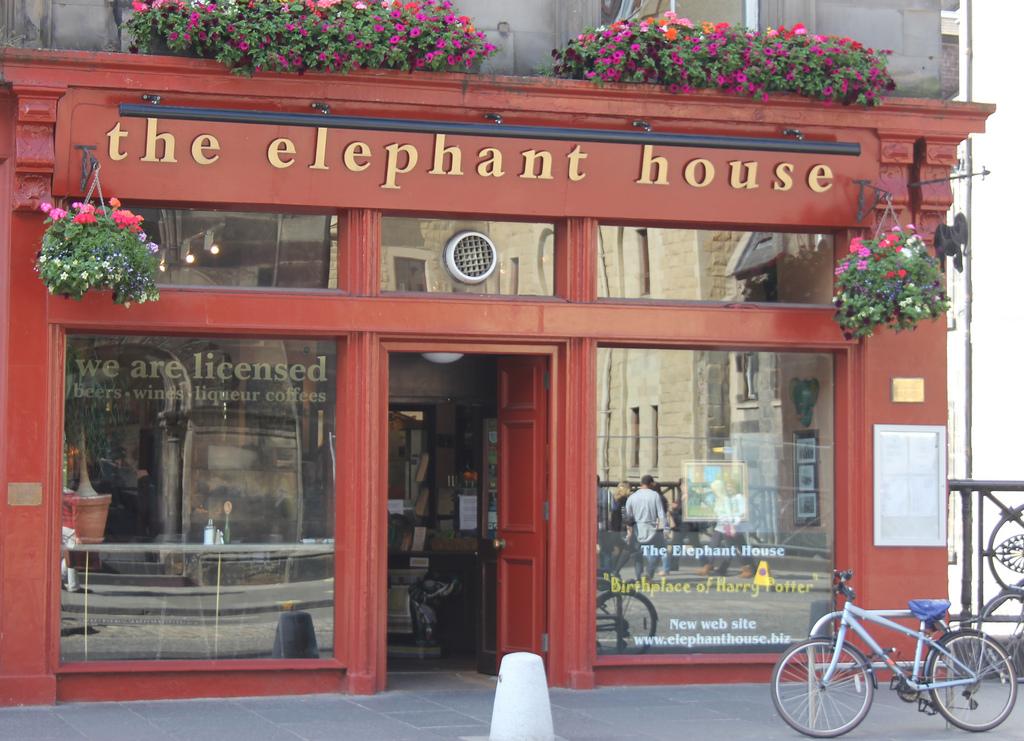Enquête : À la recherche du café de J.K. Rowling [Archive blog]