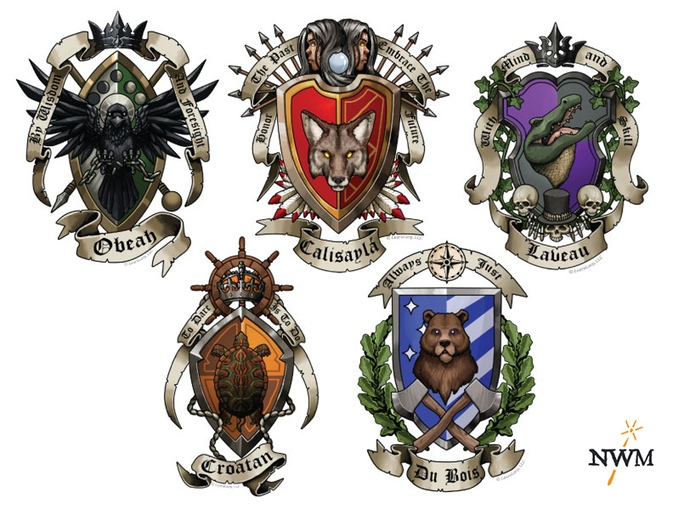 'House Rivalry', un jeu inspiré d'Harry Potter sur Kickstarter