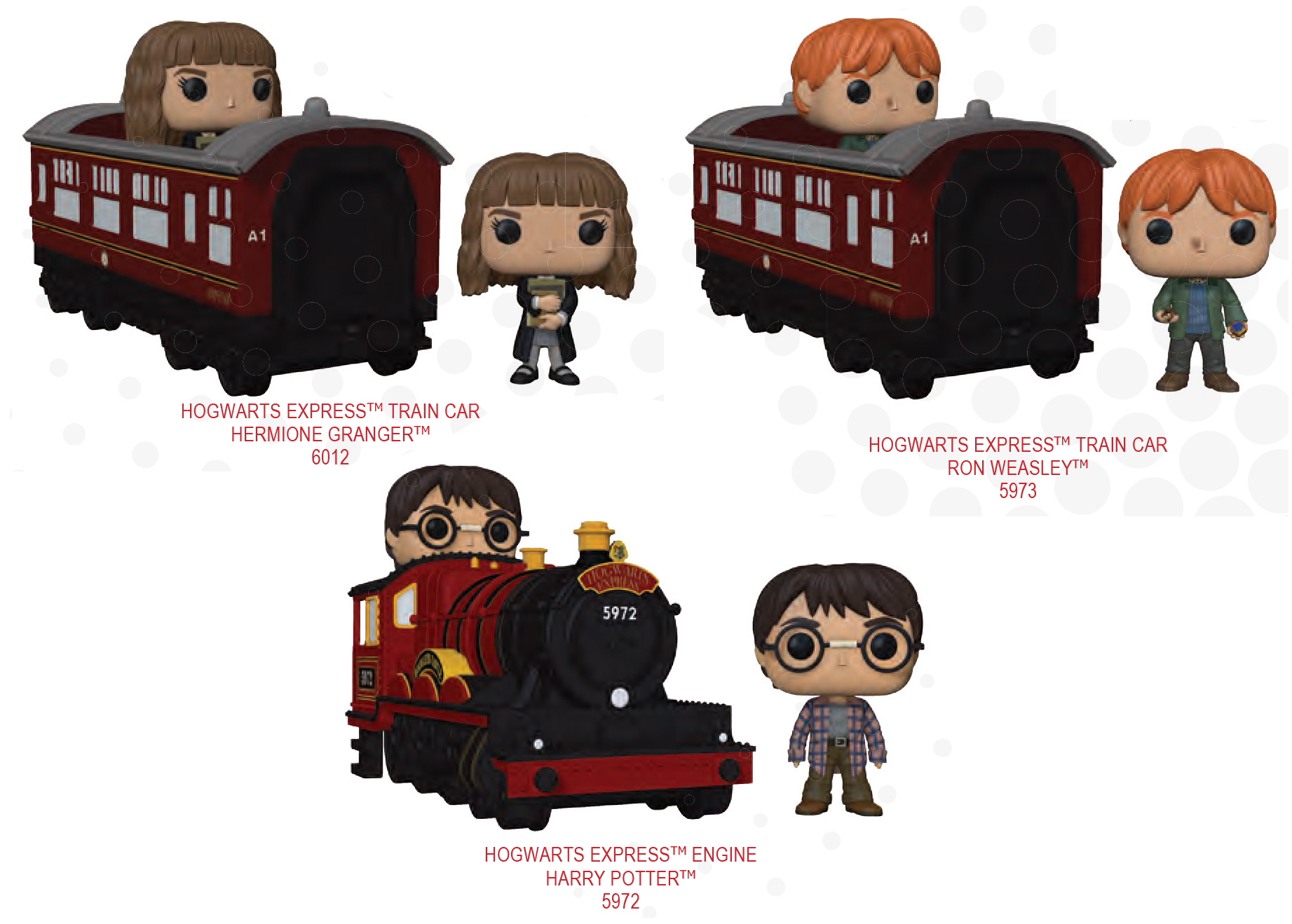 Troisième vague de Funko Harry Potter !